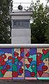 2012-07 AlliiertenMuseum Berlin Wachturm mit Mauer 01 anagoria.JPG