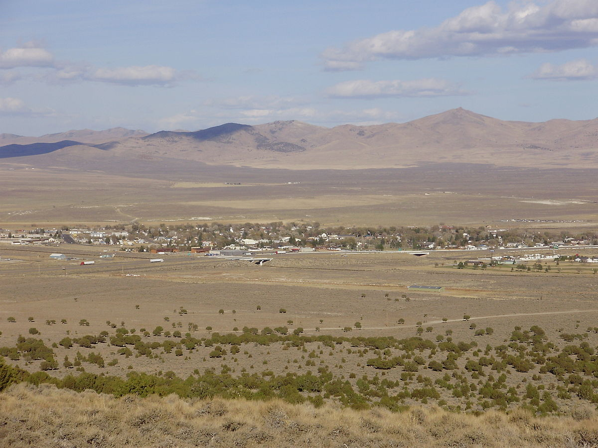 Wells, Nevada - Wikipedia
