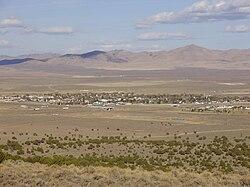 Littourati - Main Page - Blue Highways: Salt Wells, Nevada
