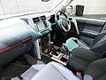 2012 Toyota Land Cruiser Prado (KDJ150R) Kakadu 5-door wagon (2012-10-26) 03.jpg