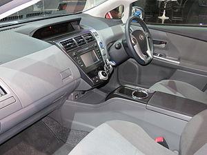 Toyota Prius V - Interior