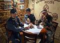 """2013-012 """"Aus einem Soldatenleben"""" in Sanok.JPG"""