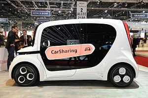 EDAG - EDAG Light Car Sharing