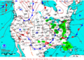 2013-06-06 Surface Weather Map NOAA.png
