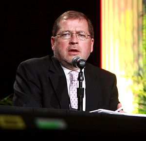 Grover Norquist - Norquist speaking at FreedomFest 2013 in Las Vegas.