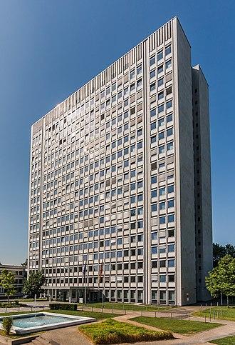 Federal Network Agency - Headquarters in Bonn