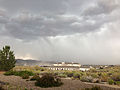 2014-07-20 14 58 20 Blowing dust along the outflow boundary of a thunderstorm in Elko, Nevada.JPG