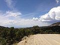 2014-07-30 13 25 30 View west on Manhattan Road east of Manhattan, Nevada.JPG