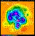 2014 North American polar vortex NOAA map ua nhem 500p.png