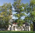 2014 Nowy Jiczyn, Kościół Świętej Trójcy 01.jpg