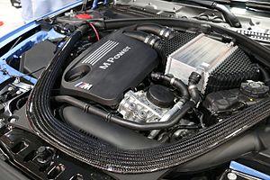 BMW N55 - BMW S55