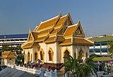 2016 Bangkok, Dystrykt Samphanthawong, Wat Traimit Witthayaram (10).jpg