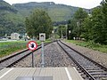2017-09-19 (522) Rail tracks at Bahnhof Lilienfeld.jpg