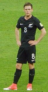 Michael McGlinchey New Zealand footballer