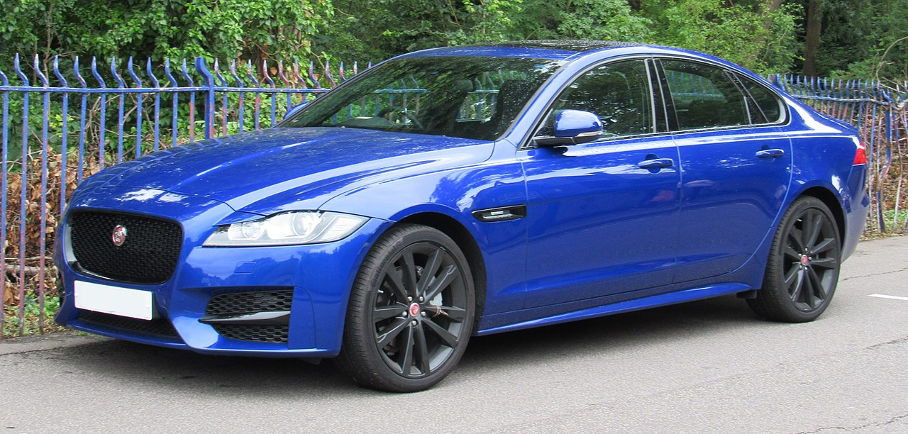 Jaguar XF Sportbrake (sedan Shown Above)