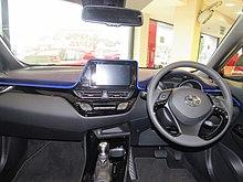Toyota C-HR - Wikipedia