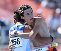 2018-10-16 Stage 2 (Boys' 400 metre hurdles) at 2018 Summer Youth Olympics by Sandro Halank–046.jpg