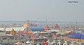 2019 Jan 18 - Kumbh Mela - The View From Shastri Bridge, Jhusi side.jpg