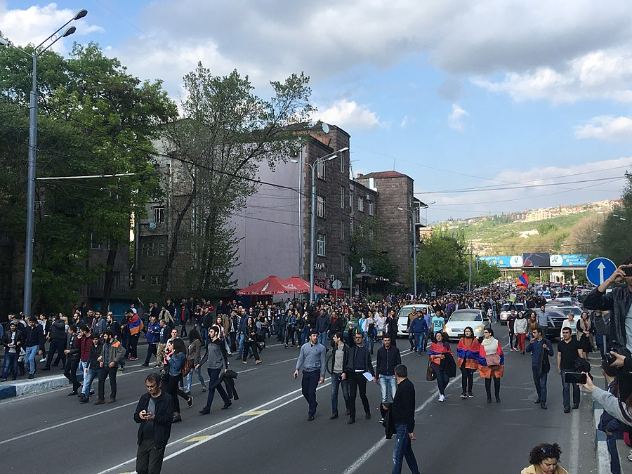 22.04.2018 Protest Demonstration, Yerevan 73.jpg