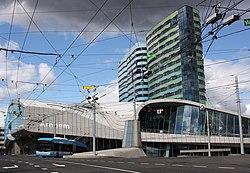 Arnhem Centraal train station