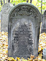 251012 Detail of tombstones at Jewish Cemetery in Warsaw - 37.jpg