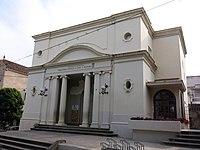 273 Biblioteca Pere Gual i Pujadas, pg. Misericòrdia 13 (Canet de Mar).JPG