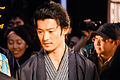 27th Tokyo International Film Festival- Fuchigami Yasushi from A Courtesan with Flowered Skin.jpg
