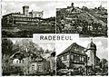 29736-Radebeul-1961-Friedensburg, Spitzhaus, Meierei-Brück & Sohn Kunstverlag.jpg
