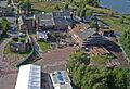 2 Aerial Photograph Lion Salt Works Marston during building dismantling September 2009.jpg