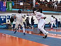 2nd Leonidas Pirgos Fencing Tournament. 4th parry by Matthew Baker.jpg