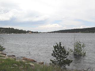 Carter Lake Dam