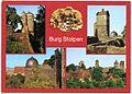 30328-Stolpen-1982-Burg 4-teilig rote Umrandung-Brück & Sohn Kunstverlag.jpg