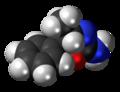 4-Methylaminorex molecule spacefill.png