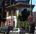 4048 - Milano - Street art (mosaico) su casa occupata alla Darsena - Foto Giovanni Dall'Orto, 7-July-2007.jpg