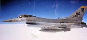 496th Tactical Fighter Squadron - General Dynamics F-16C Block 25E Fighting Falcon - 84-1315