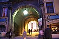 4972 Synagoga Pod Białym Bocianem. Brama na dziedziniec. Foto Barbara Maliszewska.jpg