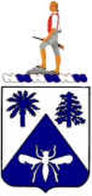 518th Infantry Regiment (United States) - coat of arms