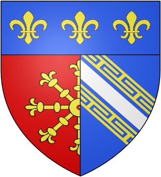 Gallery of French coats of arms - Chaumont Haute-Marne