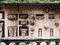617 Casa Museu Benlliure (València), jardí, col·lecció arqueològica.jpg