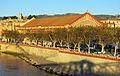 696 El mercat municipal des de l'antic pont del Ferrocarril (Tortosa).JPG