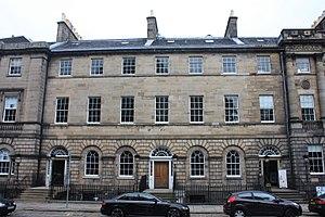 Alexander Whyte - 7 Charlotte Square, Edinburgh (right)