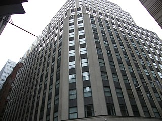 Insurance Company of North America Building