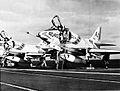 A-4Bs of VA-81 on USS Essex (CVS-9) c1961.jpg