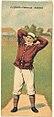 A. P. Leifield- M. E. Simon, Pittsburgh Pirates, baseball card portrait LCCN2007683874.jpg