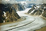 A048, Denali National Park, Alaska, USA, Ruth Glacier and the Great Gorge, 2002.jpg