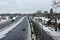 A23 at Tilgate Forest Row - geograph.org.uk - 1655104.jpg