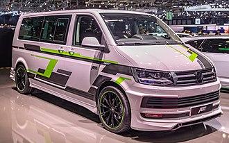 Geneva Motor Show - Abt e-Transporter