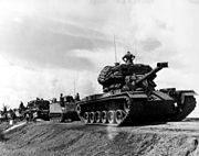 ACAV and M48 Convoy Vietnam War