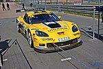 ADAC GT Masters Weekend - Sachsenring 2011 - Corvette Z06.jpg