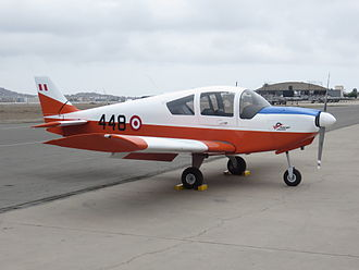 AMD Alarus - Peruvian Air Force AMD Alarus CH2000 Antarqui, built under license by SEMAN